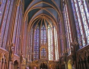 The stained glass Windows of Gothic cathedrals | Great